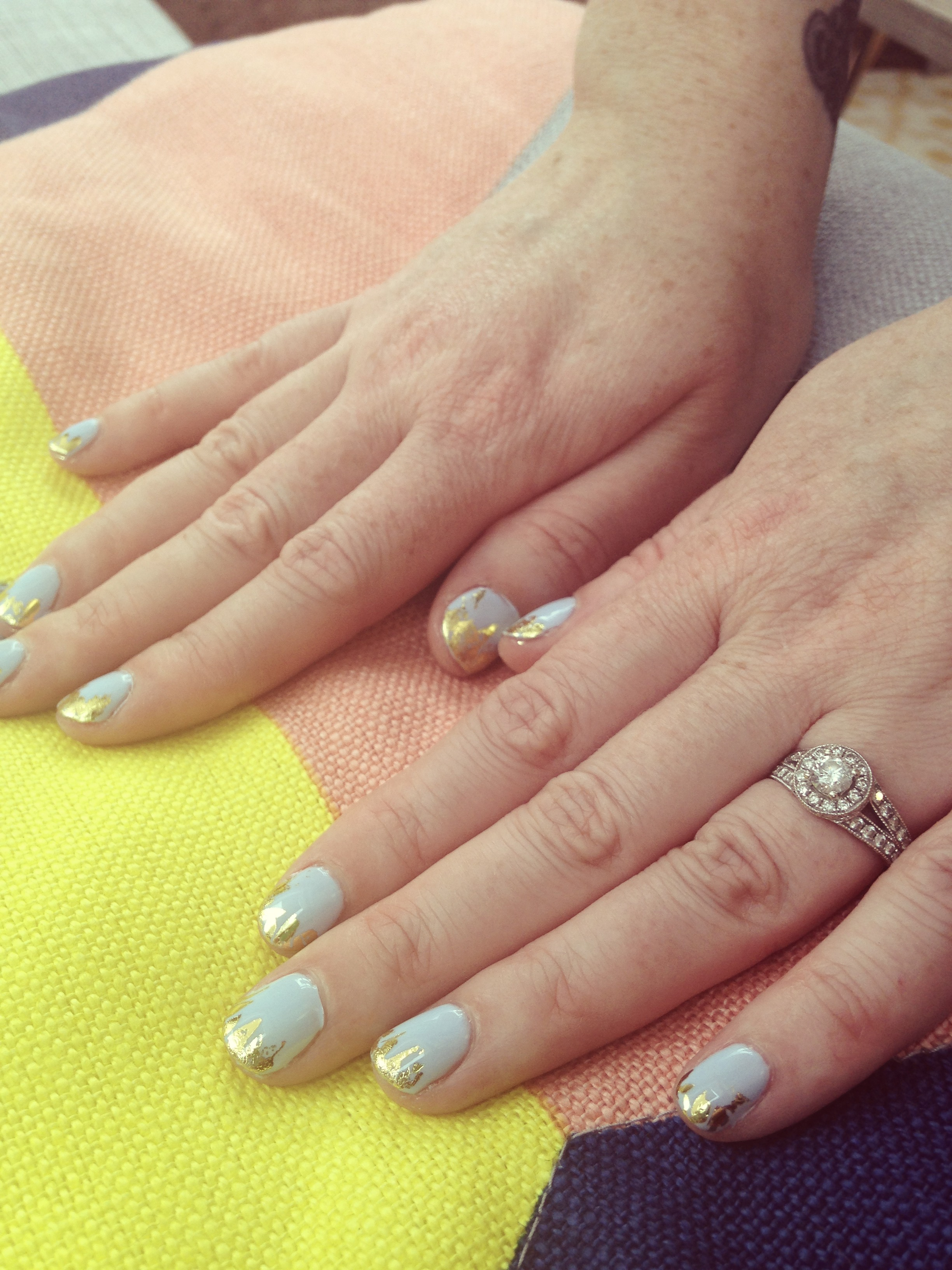 Fancy Nails @ lark & sparrow!!! – beauty and wellness combined